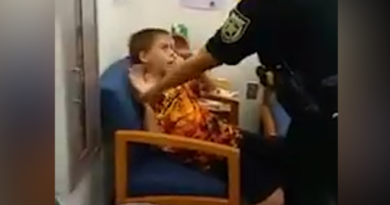 10-year-old autistic boy gets arrested at school.