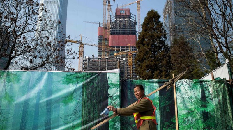 China's Economy Grows