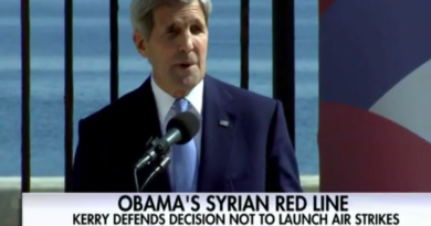 Ex-Obama officials show true colors on Syria after strikes