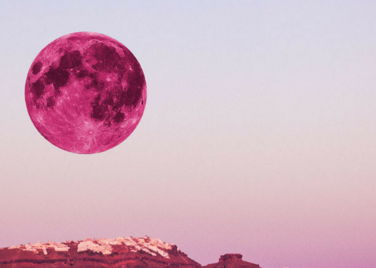 Pink Moon This Week Hear The Facts