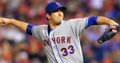 Matt Harvey has chance to fit perfectly into Mets' super staff.