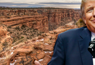 Trump's take on national monuments.