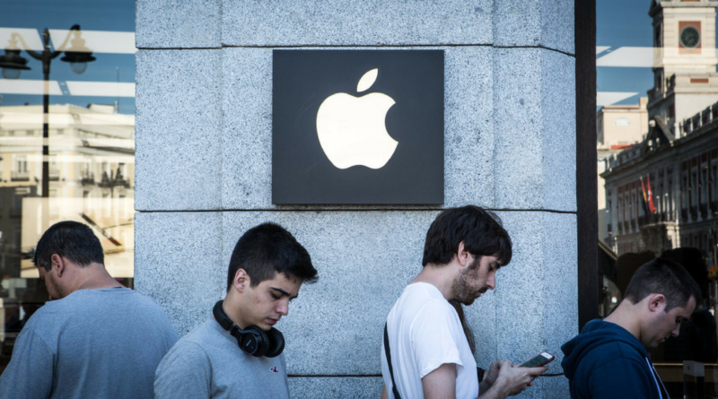 Apple earnings_ iPhone sales disappoint