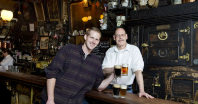 McSorley's Old Ale House: A 'twisted version of heaven'