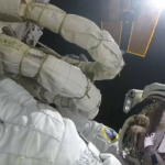 NASA Revealing What It's Like to Spacewalk.