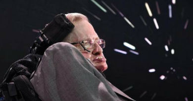 Stephen Hawking We Must Colonize Another Planet in 100 years